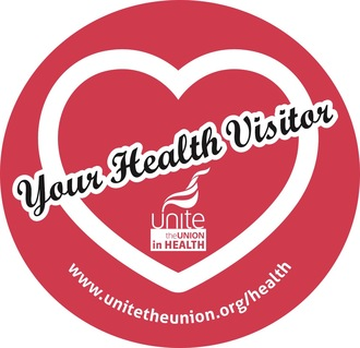 ❤️ Your Health Visitor, save our services!