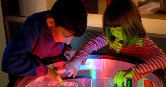 Keep the science museum's children's galleries free!