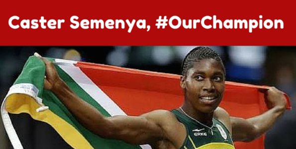 Stop the bullying of Caster Semenya