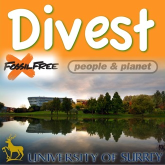 University of Surrey > Divest from Fossil Fuels