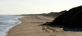Old Bawn Beach, Wexford