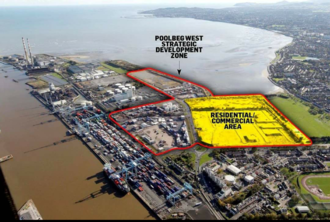 Fight for affordable and social housing for the Irish glass bottle house site Dublin 4