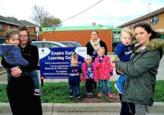 Stop the closure of Empire Street Early Learning Centre