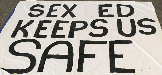 Uphold Parkway Sex Ed