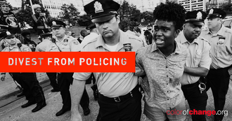 Tell Obama: Defund Police Departments that lack reform