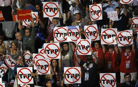Unity Statement Against the Trans-Pacific Partnership