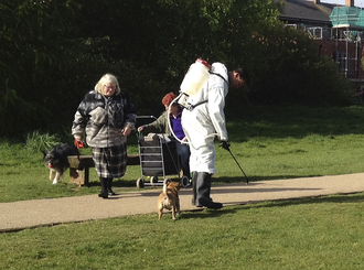 Ban Dangerous Pesticides in West Molesey