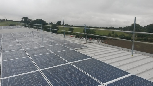 Don't destroy commercial solar by crippling it with business rates in 2017
