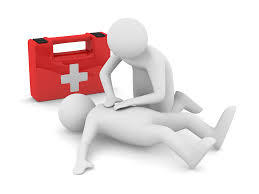 Secondary school first aid training