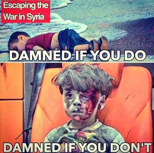 Stop Syrian Bombings