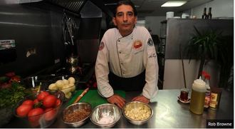 Stop Co-owner of Popular Cardiff Restaurant Being Deported