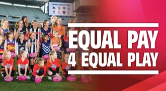 Equal Pay for Equal Play