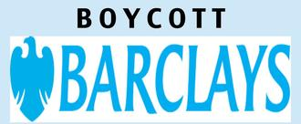 Stop Barclays From Funding Fracking