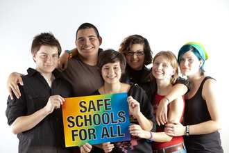 We need a GSA at The Nelson Mandela School for Social Justice!