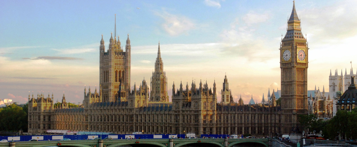 Re-build parliament outside London rather than renovating Westminster