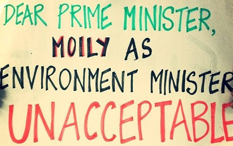 MoEF: Ministry of Environment & Forests (or) Moily's office of Environmental Failure?