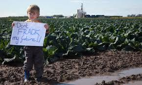 Stop Fracking in Norfolk