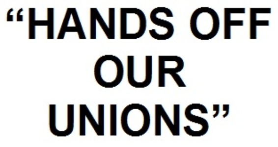 Stop gagging local unions in Barnet Council