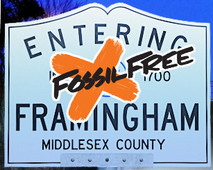 Fossilfree framingham