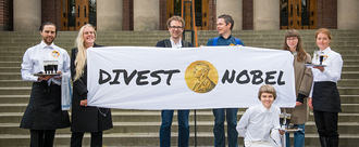 Divest the Nobel Foundation from fossil fuels