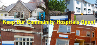 Keep Our Community Hospitals Open!