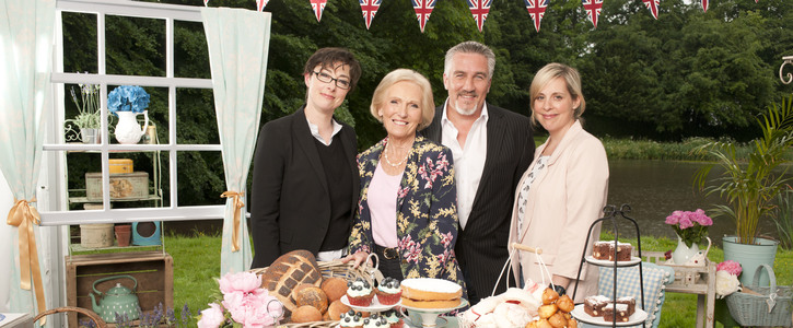 Keep the Great British Bake Off on the BBC