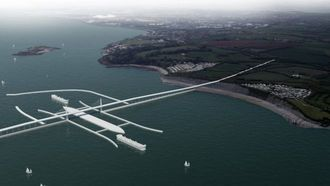Build the Severn Barage instead of Hinckley Point.