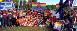 No plebiscite - equality is union business