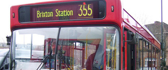 Increase the frequency of 355 buses to Brixton