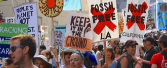 CalSTRS: Divest from Big Oil