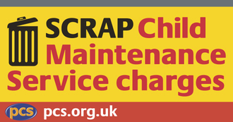 Scrap Child Maintenance Service Charges