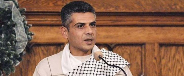 Grant Iyad Burnat, award winning peace activist and author, a UK visa