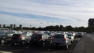 SAVE OUR OFF SITE CAR PARK FOR NHS STAFF!