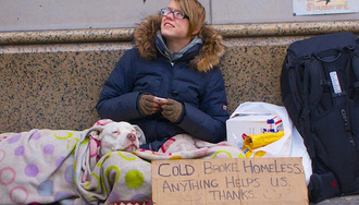 Sunderland Council: Drop plans to fine beggars in the city centre.
