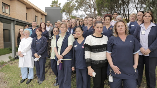 We want our public hospitals in NSW to remain PUBLIC!