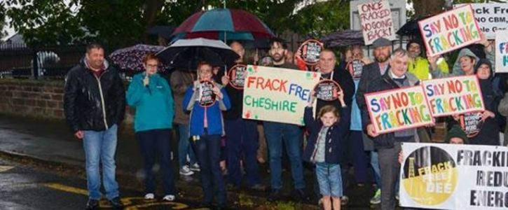 Fracking in Halton   Call for Public Referendum in Halton