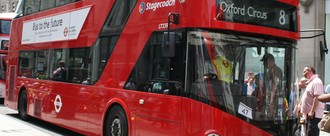 Clean up London air and reduce pollution by buses