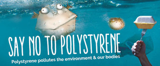Ban polystyrene use in the UK
