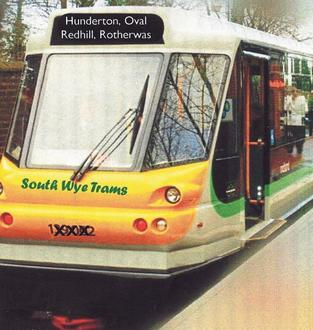 Trams For Hereford