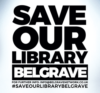 Save Belgrave Library