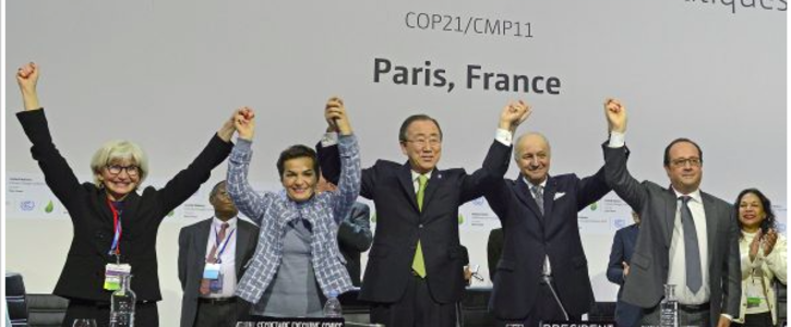 Pledge ratify Paris Climate Change target