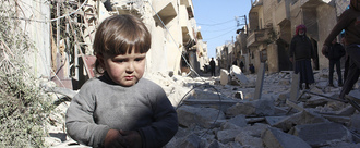 Stop supporting US military action in Syria