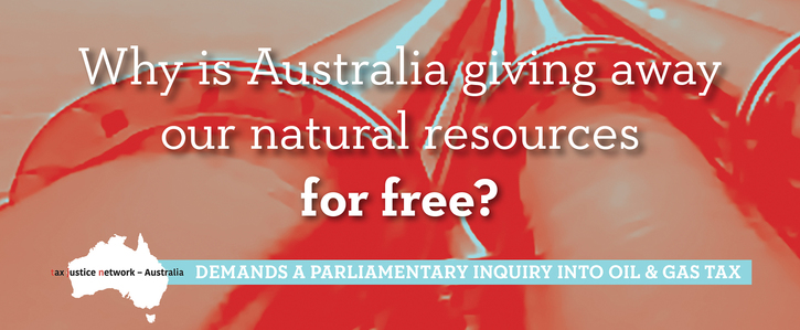Demand an Inquiry into Lost Oil and Gas Tax Income