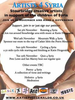 ARTISTS 4 SYRIA