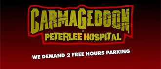 2 Free Hours Parking At Peterlee Hospital