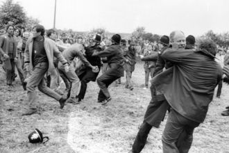 Overturn the Tory decision not to hold an enquiry into Orgreave