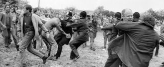 The Burning Injustice of Orgreave