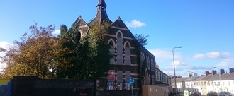 Reject the application to demolish the Citadel at Pearl Street/Splott Road Cardiff.