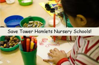 Save Tower Hamlets Nursery Schools