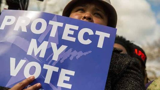 Stop US-style voter suppression from becoming Canadian law